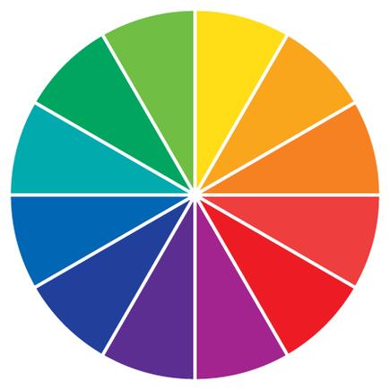 رنگ بندی وب سایت