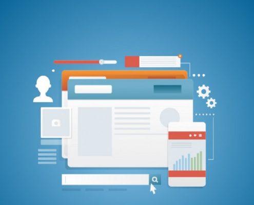 عناصر اصلی در طراحی سایت