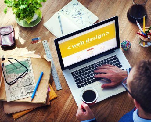 اقدامات ضروری در طراحی سایت